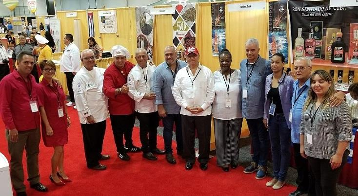 Chefs Latino Food Show