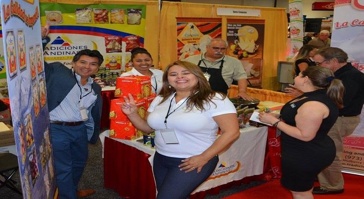 Latino Food Show