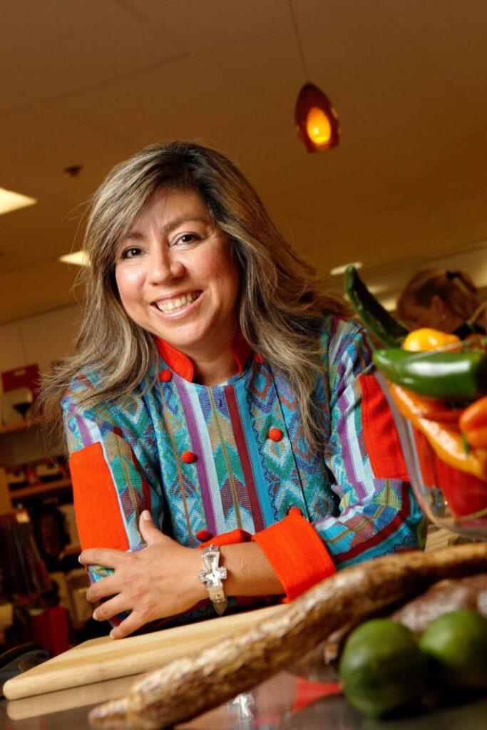 Chef Amalia Moreno-Damngaard