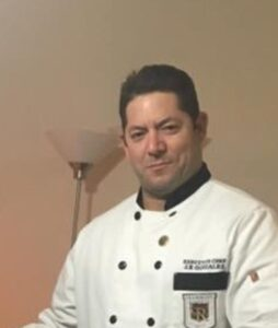 Cuban Chef Jose Raul Gonzalez